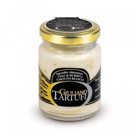 Giuliano Tartufi - Beurre de truffe blanche