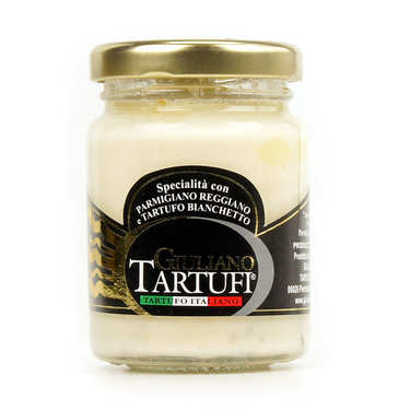 Parmesan & Bianchetto Truffle Sauce