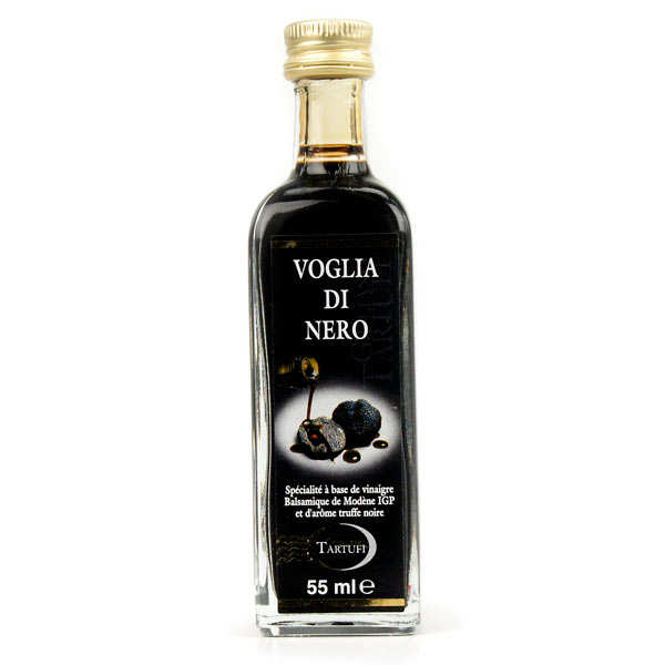 Modena Balsamic Vinegar with Truffle - Voglia di Nero