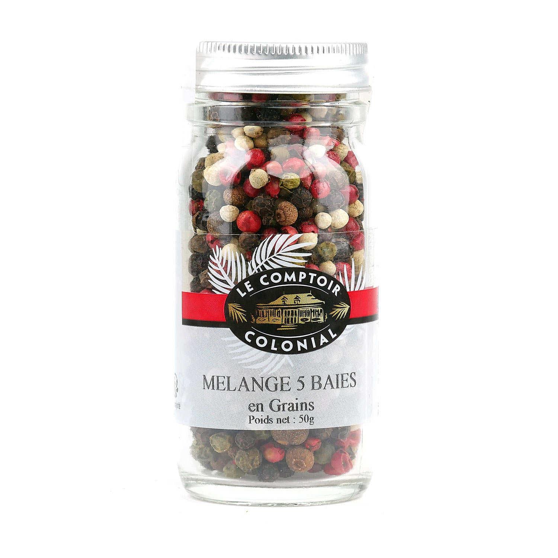 5 peppercorns mix