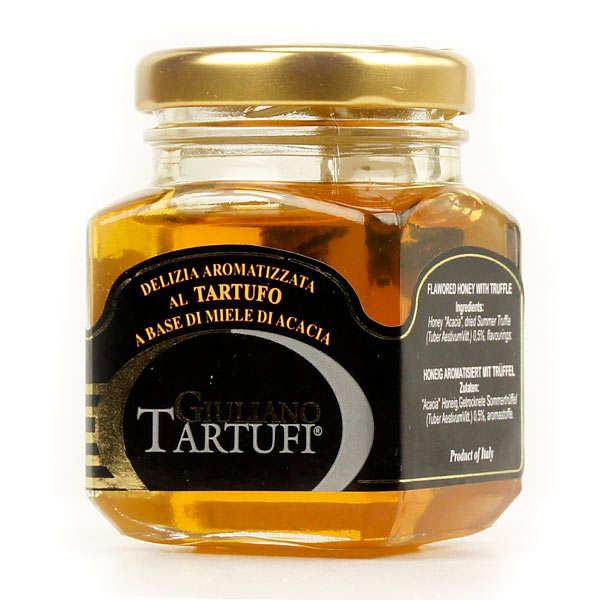 Miel d'acacia à la truffe