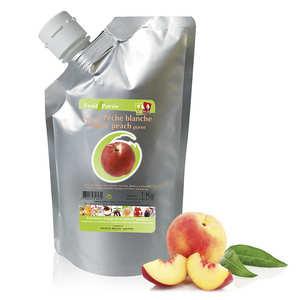 Capfruit - White Peach Purée