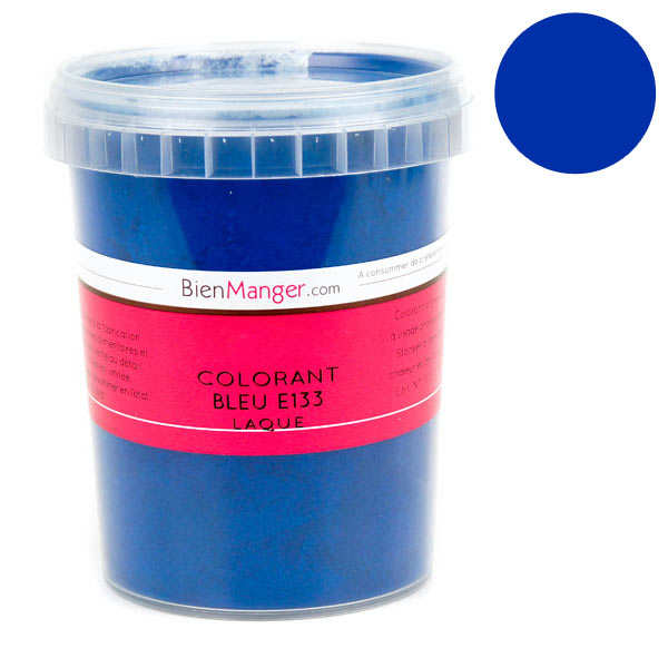 blue food colouring - Powder liposoluble