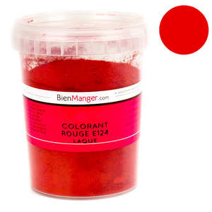 BienManger aromes&colorants - Red food colouring E124 - Powder liposoluble