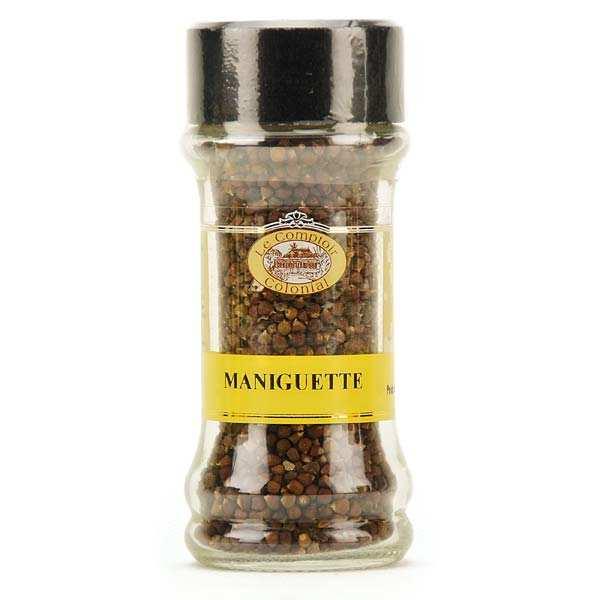 Maniguette, graines de Paradis (Côte d'Ivoire)