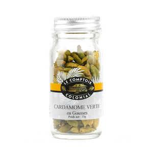 Le Comptoir Colonial - Green cardamom seeds