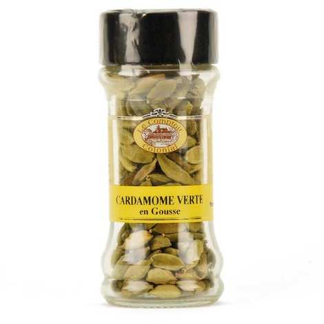 Le Comptoir Colonial - Cardamome verte en gousses