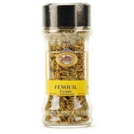 Le Comptoir Colonial - Fenouil en graines