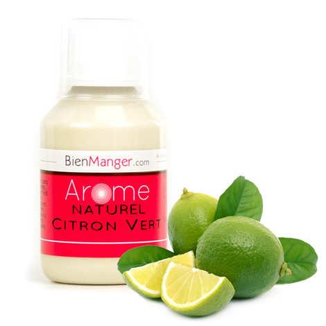 BienManger aromes&colorants - Arôme alimentaire de citron vert