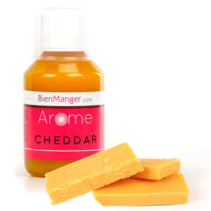 BienManger aromes&colorants - Arôme alimentaire cheddar