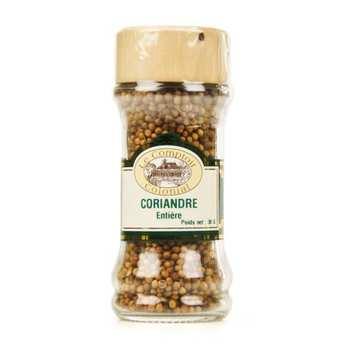 Le Comptoir Colonial - Graines de coriandre