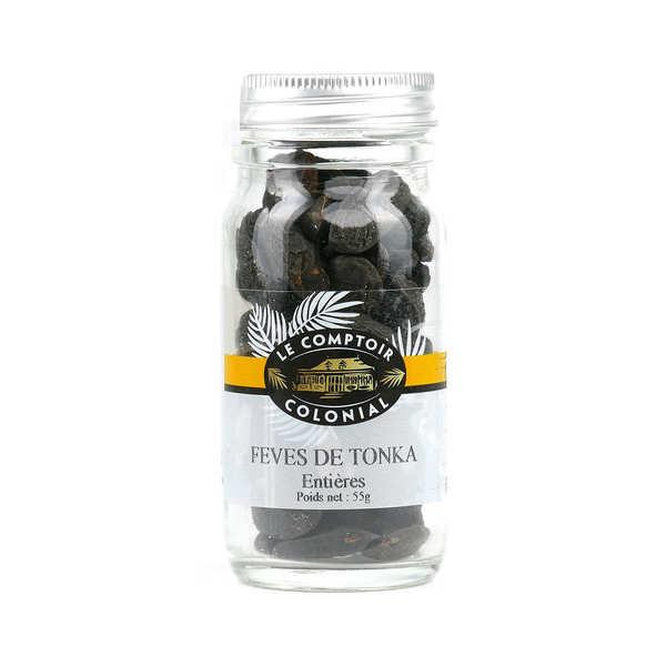 Fèves de Tonka avec râpe