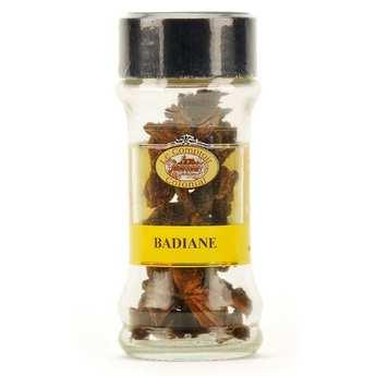 Le Comptoir Colonial - Badiane (anis étoilé)