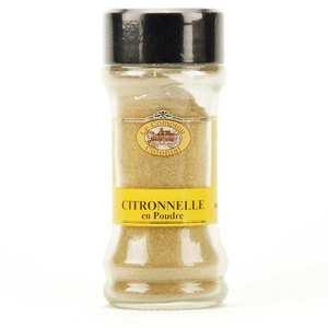 Le Comptoir Colonial - Citronnelle en poudre
