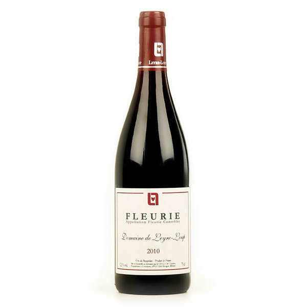 Domaine Leyre Loup - Fleurie Red Wine - 12.5%