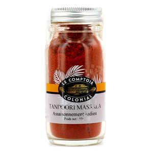 Le Comptoir Colonial - Tandoori - Inde