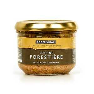 Roger Vidal - Forestière Terrine with Boletus Mushrooms