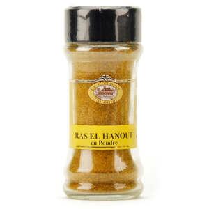 Le Comptoir Colonial - Ras El Hanout (ou Raz El Hanout)