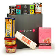 BienManger paniers garnis - Sweet Treats Gift Box