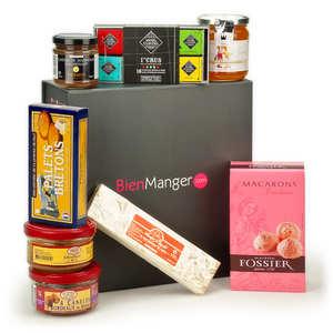 BienManger paniers garnis - Sweet Treats Gift Box