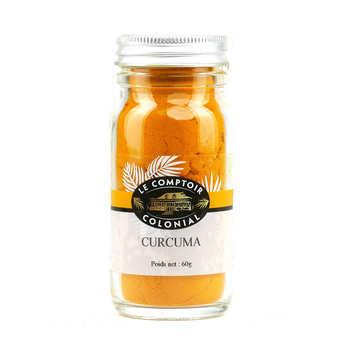 Le Comptoir Colonial - Curcuma (Safran Bourbon)