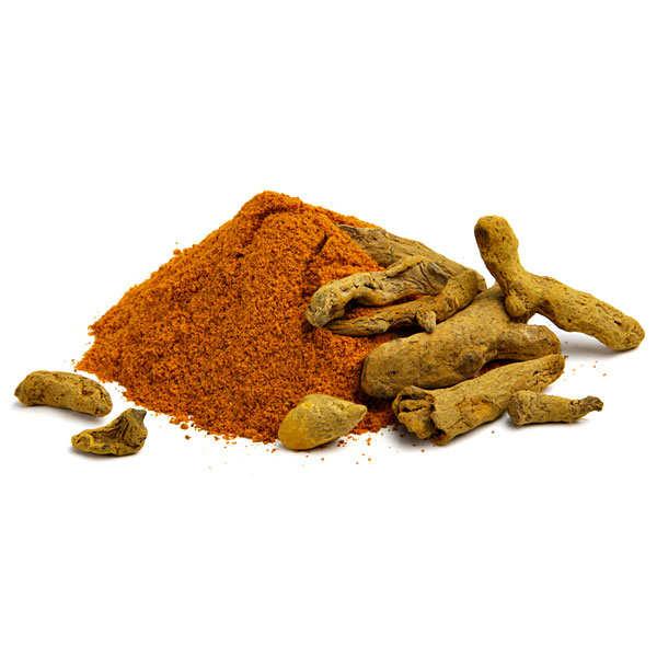 Curcuma (Safran Bourbon)