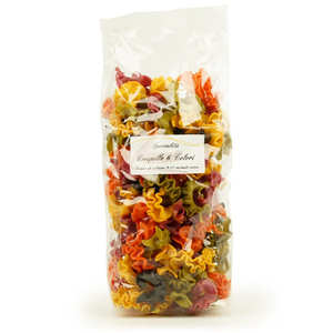 Zanier - Multicoloured Crespelle Pasta