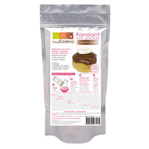 ScrapCooking ® - Chocolate icing mix