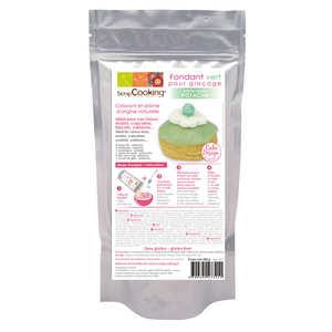 ScrapCooking ® - Fondant pour glaçage vert - Arôme naturel pistache