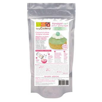 ScrapCooking ® - Green icing mix