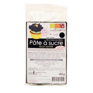 ScrapCooking ® - Pâte à sucre noire