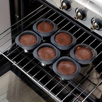 Lékué - Silicone molten lava cake mould