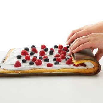 Lékué - Kit bûche et gâteau roulé