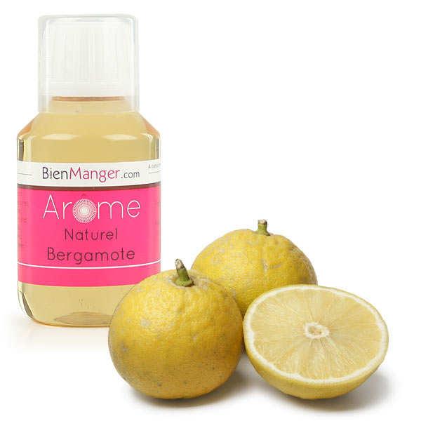 Arôme alimentaire de bergamote