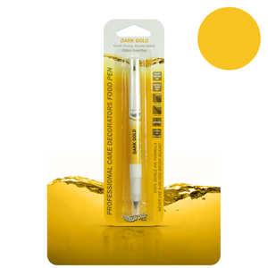 Rainbow Dust - Gold food decoration pen