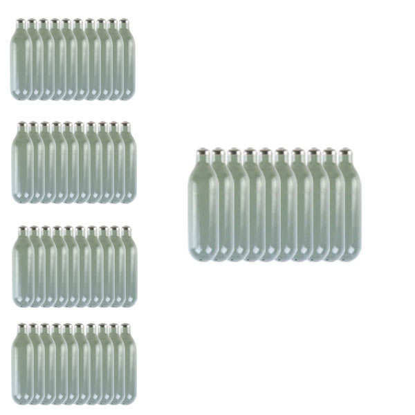 40 cartouches de 16g de N2O pour siphon chantilly 1L + 10 offertes
