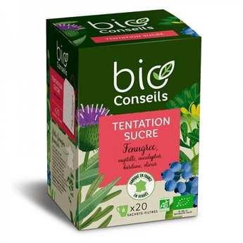 Bio Conseils - Infusion tentation sucre Bio