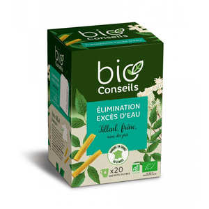 "Bio Conseils - Organic Infusion ""Elimination"""