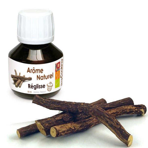 Arôme alimentaire naturel de réglisse ScrapCooking®
