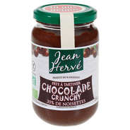 Jean Hervé - Crunchy Chocolate Spread