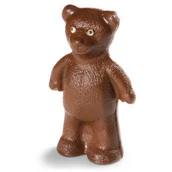 BienManger.com - Gaston le grand ourson en chocolat au lait