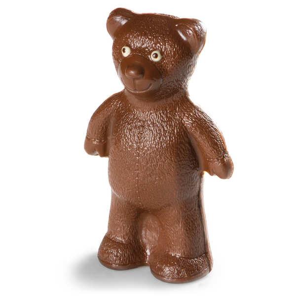 Gaston le grand ourson en chocolat au lait