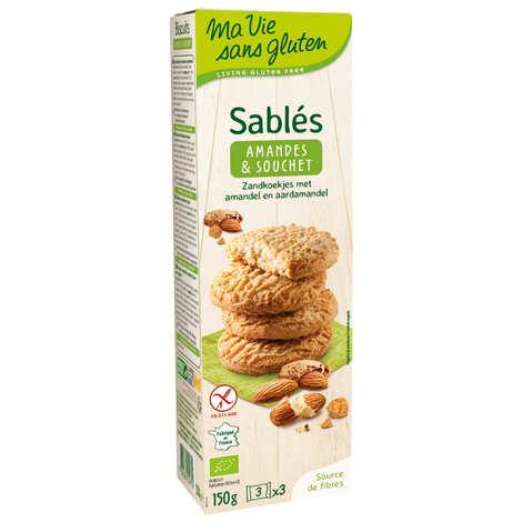 Ma vie sans gluten - Organic gluten free biscuits almond & tigernut
