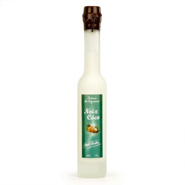 Crème de liqueur noix de coco - 17%