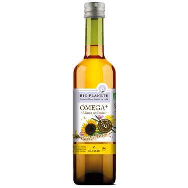 Organic Omega+ rich 5 oils blend
