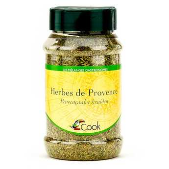 Cook - Herbier de France - Organic Herbes From Provence