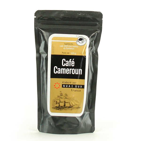 Café du Cameroun moulu