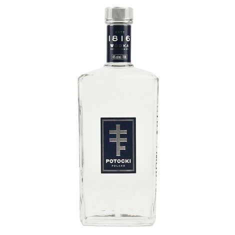 Potocki - Vodka Potocki en étui luxe - 40%