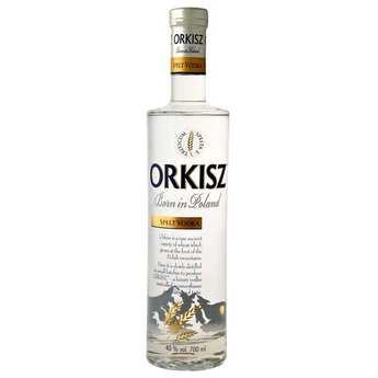 Orkisz - Vodka polonaise Orkisz - 40%