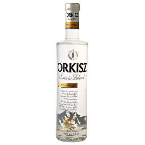 Orkisz - Orkisz Polish Vodka - 40%
